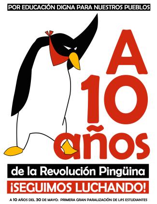 revolución pinguina